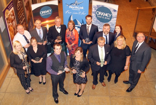 Orkney Food and Drink Awards 2016