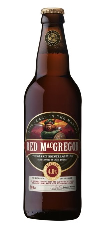 Red MacGregor 500ml