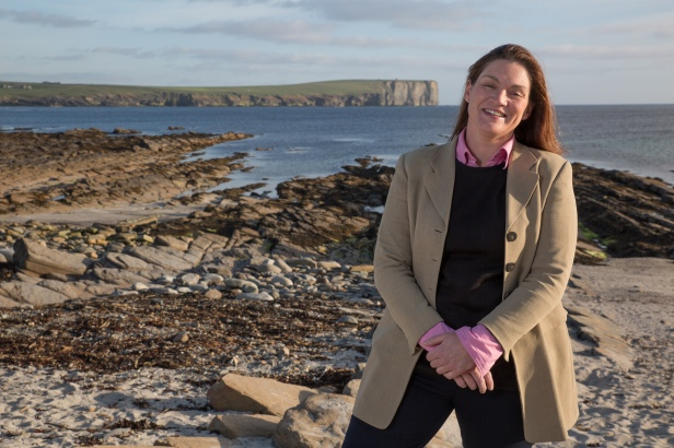 Kate Lewington, the new chief executive of Destination Orkney.Image by Fionn McArthur, Start Point Media-2