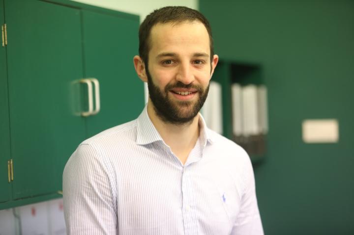 Ryan Allan, new associate director of Scholes CA. Image by Orkney Photographic..jpg